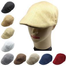 Newsboy Caps, mens cap, Fashion, Golf