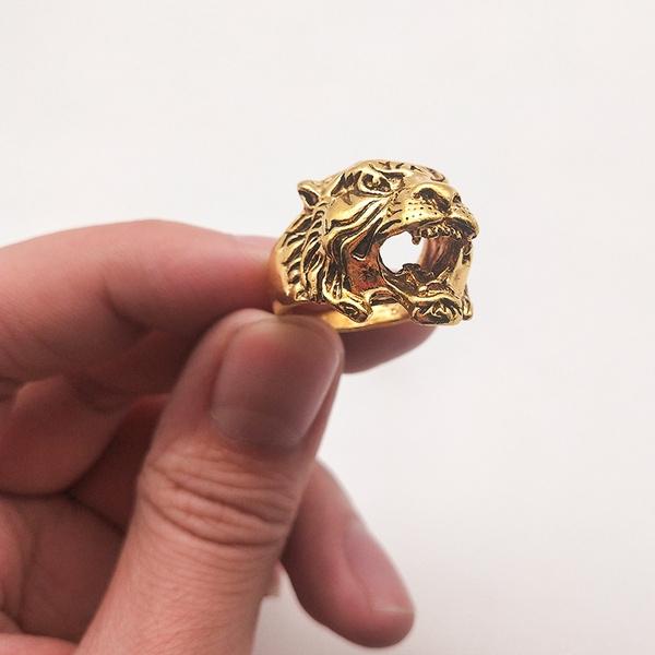Steel, vintage ring, Jewelry, Stainless Steel