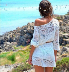 blouse, Summer, Fashion, Lace