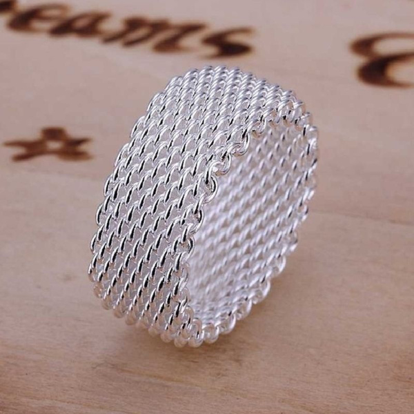 Sterling, Fashion, 925 silver rings, Gifts