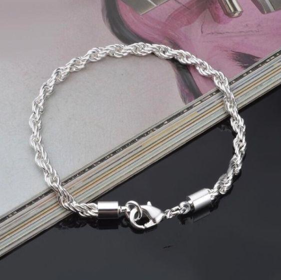 Sterling, Fashion, Jewelry, Bracelet Watch