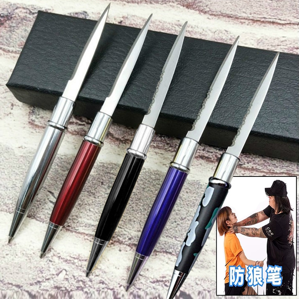 antiwolfweapon, pencilknife, Gifts, knifetool