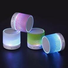 Portable Speaker, handsfreecall, ledparlante, led