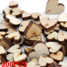 Mini, Heart, Love, woodenheart