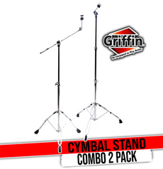 boomarm, cymbalstraightstand, doublebraced, cymbalstandpack