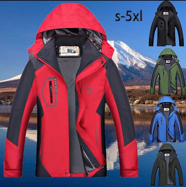 Outdoor, hooded, hoodedjacket, unisex