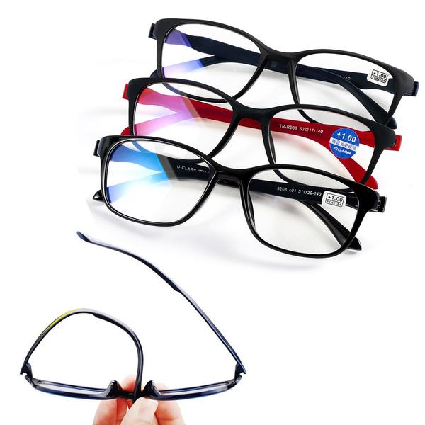 ultralight, Fashion, bifocalreadingglasse, unisex