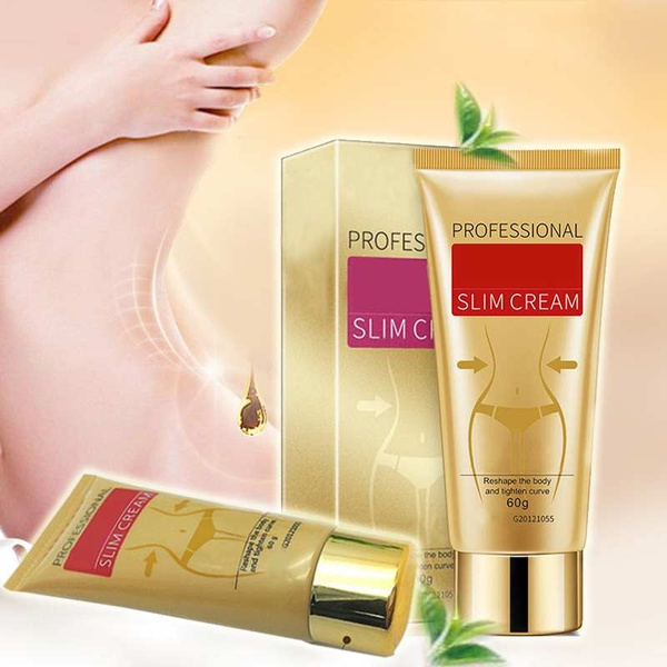 60g Bottle Effective Body Tight Shaping Slimming Massage Cream Fat Burning Weight Loss