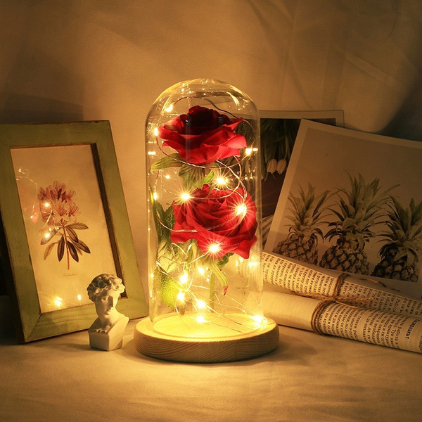 Flowers, Christmas, Beauty, Wooden