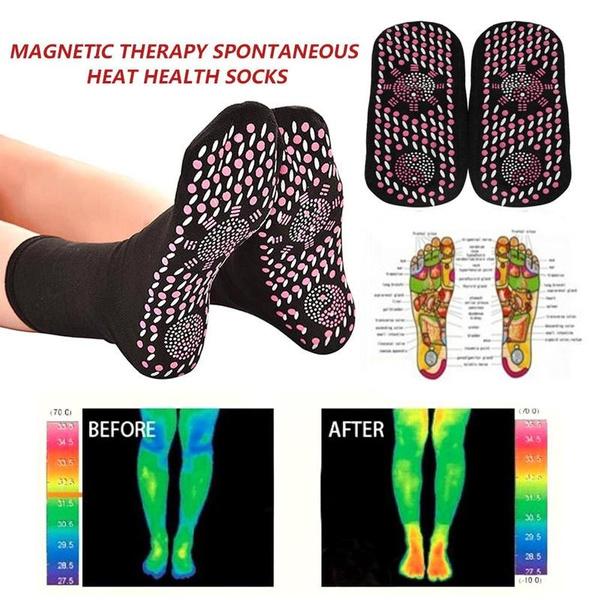 massagesock, selfheatingsock, Socks, Foot Care