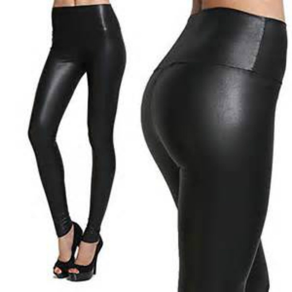 sexy leggings, shiny leggings, Plus Size, high waist