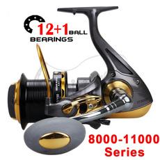 spinningreel, frontdragspinningreel, Outdoor Sports, fishingaccessorie