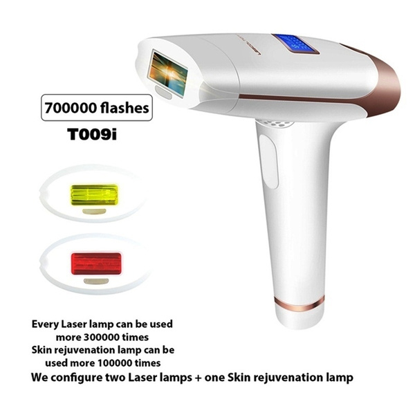 Home Laser Hair Removal Machine Laser Epilator Hair Removal