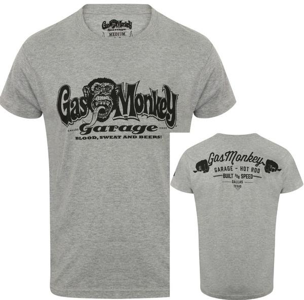 Gas Monkey Garage T-shirt Uomo