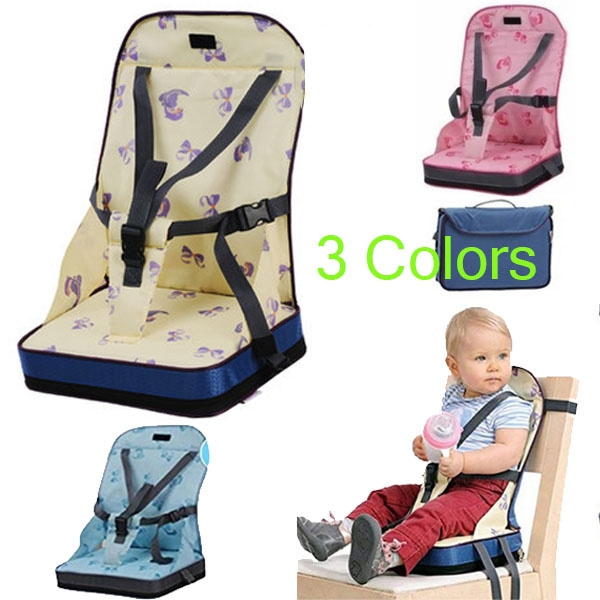 Children Dining Chair Cushion Baby Toddler Infant Dining Chair Booster Seats