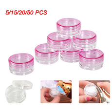 pink, Box, emptycontainer, lipbalmbottle