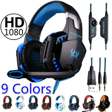 Headset, esport, Earphone, Bass