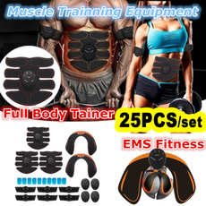 em, trainingaccessorie, Fitness, Stickers