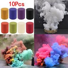 smokefogcake, photographyeffect, firedrillsmoke, Colorful