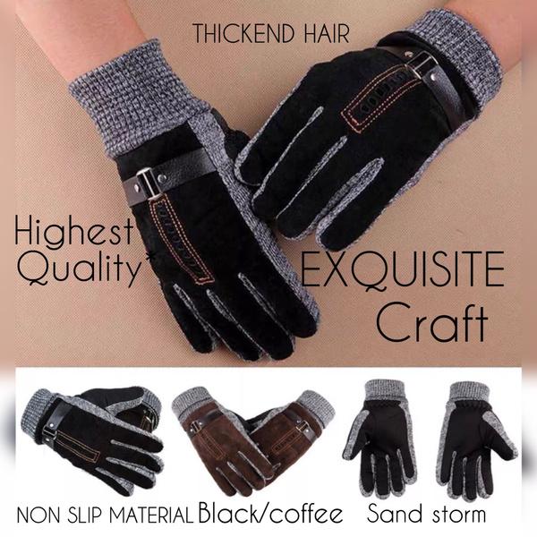 Waterproof Men/'s Women/' Winter Ski Warm Gloves Motorcycle Driving Gloves Mittens