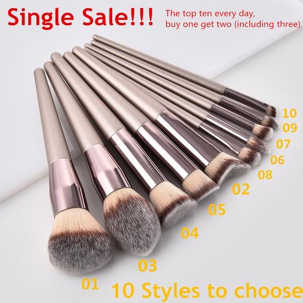 Girlfriend Gift, Beauty, powder puff, make up brushes