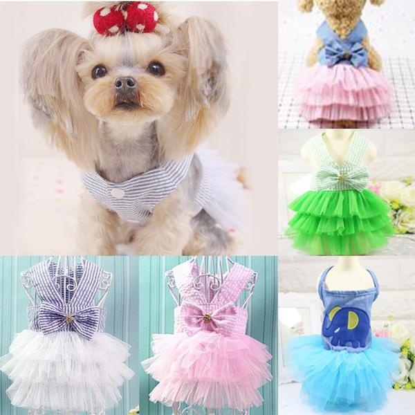 Clothes, Princess, Pets, Dress