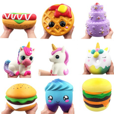 squishyroasting, biggestsquishy, burgersquishy, giantsquishycake