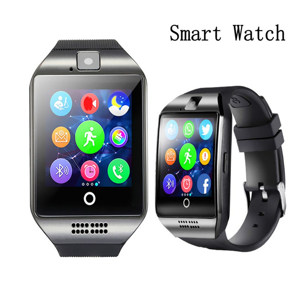 online store 397f3 cad58 Bluetooth Smart Watch with Camera Touchscreen,Waterproof Smartwatch  Unlocked Phone Watchs with SIM Card Slot, Smart Wrist Watch Compatible with  ...