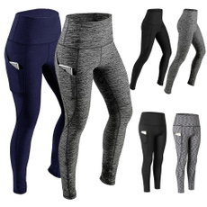 Women's Fashion, Pocket, Leggings, gymelasticpant