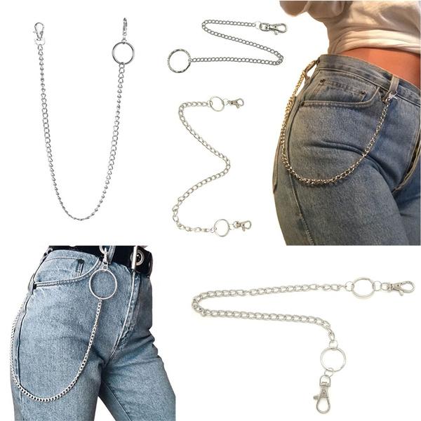 waistkeychain, hip hop jewelry, Key Chain, Jewelry