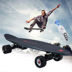Remote, electricskateboard, wirelessskateboard, Scooter