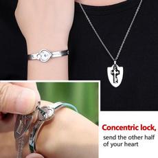 couplesbracelet, Steel, Stainless Steel, Jewelry