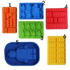 candy, caketool, Baking, Lego