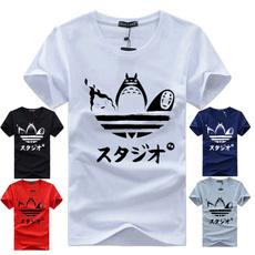 Summer, Funny T Shirt, miyazaki, My neighbor totoro