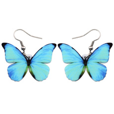 butterfly, Unique, Fashion, butterfly earrings