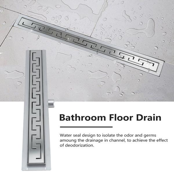 Admirable Shower Waste Drainer Drain Colander Stainless Steel Bathroom Floor Drains Download Free Architecture Designs Fluibritishbridgeorg
