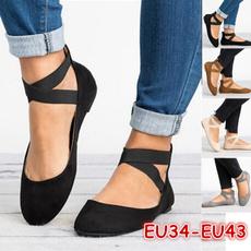 casual shoes, Ballerinas, Ballet, Plus Size