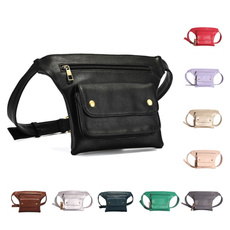 casualbeltbag, leatherbeltbag, Waist, leather