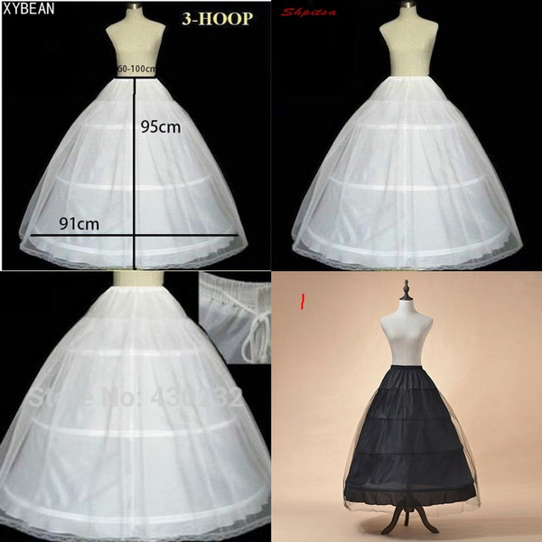 gowns, Plus Size, 3hoopspetticoat, weddingskirt