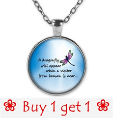 dragon fly, Chain Necklace, Jewelry, Chain