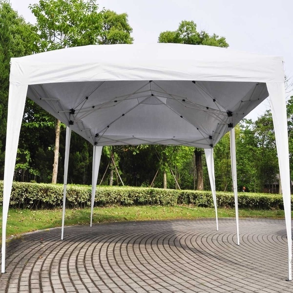 ca75729c6d 10 x20 EZ Pop UP Wedding Party Tent Folding Gazebo Canopy Heavy Duty ...