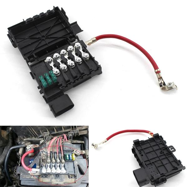 jetta battery fuse box battery fuse box for volkswagen jetta golf 4 mk4 beetle 1j0937550a  battery fuse box for volkswagen jetta