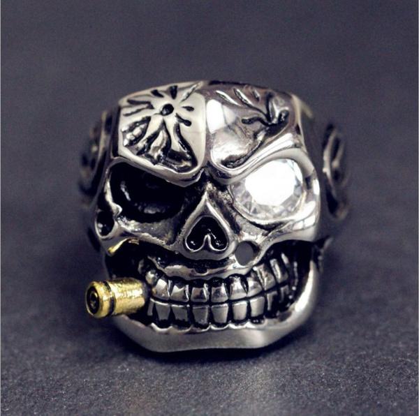Cubic Zirconia, Head, Fashion, Jewelry