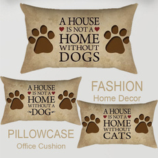 cute, Home Decor, house, Pillow Covers
