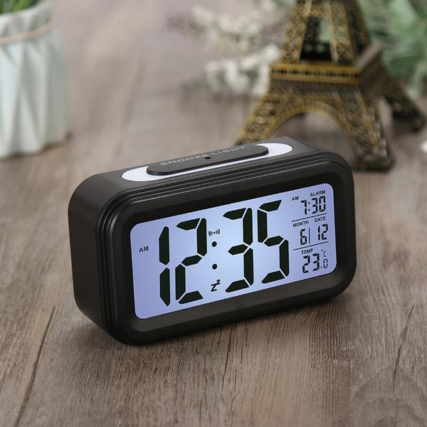 electronicclock, Temperature, Led Clock, lights