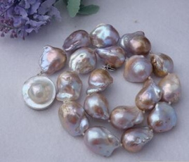 pearls, Jewelry, purple, pearl necklace