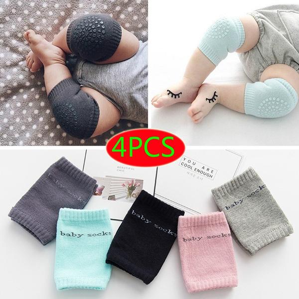 Toddler, Cotton, Elastic, kneepad