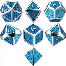 polyhedral, velvet, Dice, dicebag