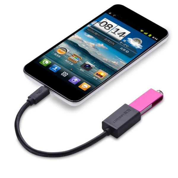 Tablet Phone MP4 Micro USB Adapter OTG Data Cables