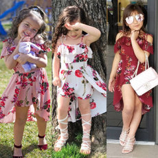kids, Baby Girl, Floral, Clothes